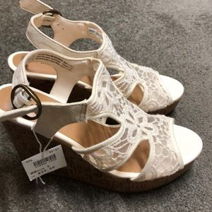Brand new American Eagle Wedge shoes